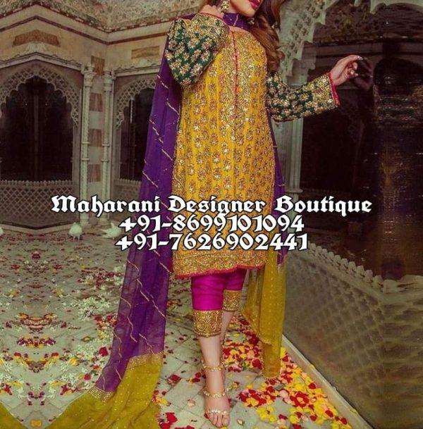 Buy Punjabi Suits Boutique In Patiala