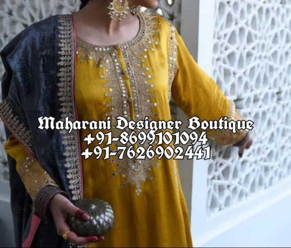Buy Punjabi Suits Online Boutique Canada UK