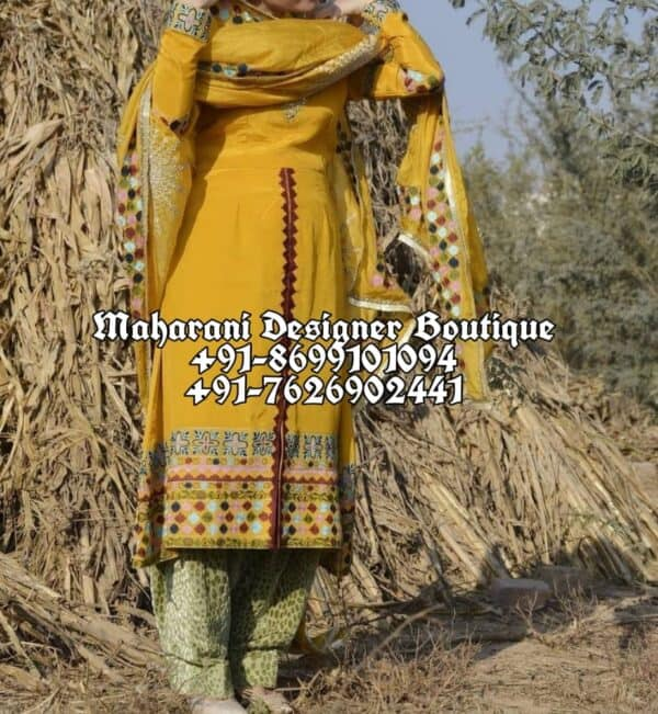 Buy Salwar Kameez Online Boutique Punjabi