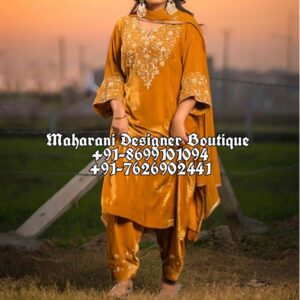 Buy Salwar Suits For Girls Punjabi Suits Boutique Online