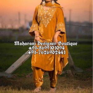 Buy Salwar Suits For Girls Punjabi Suits Boutique Online