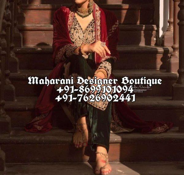 Buy Salwar Suits Punjabi Designer Boutique Jalandhar