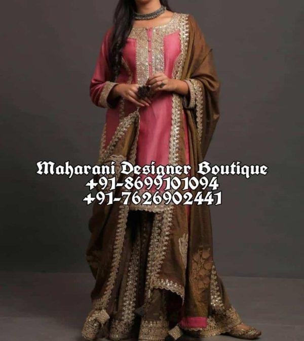 Buy Sharara Suits For Wedding Canada