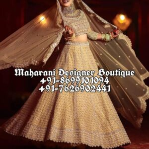 Buy Wedding Lehenga For Bridal Australia USA