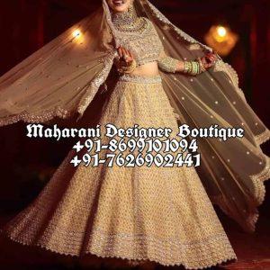Buy Wedding Lehenga For Bridal Australia USA