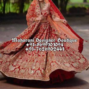 Designer Lehenga For Wedding Canada UK USA