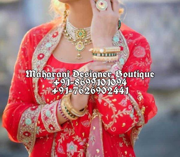 Designer Salwar Suits Canada