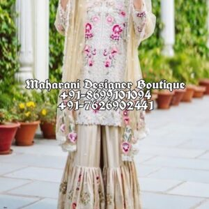 Designer Sharara Suits Boutique