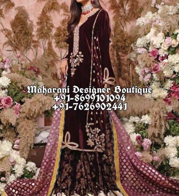 Punjabi Sharara Suits Italy