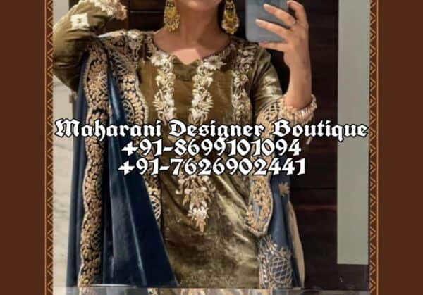 Salwar Suits Designs Canada USA