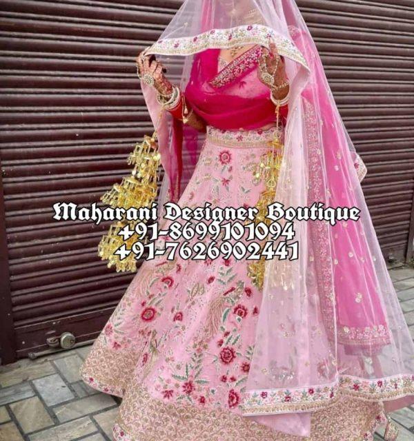 Wedding Lehenga For Bride Australia USA