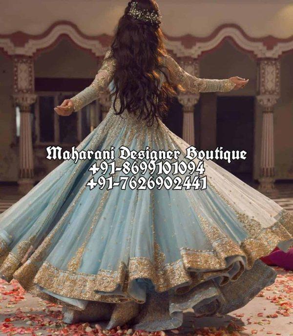 Anarkali Suits For Wedding
