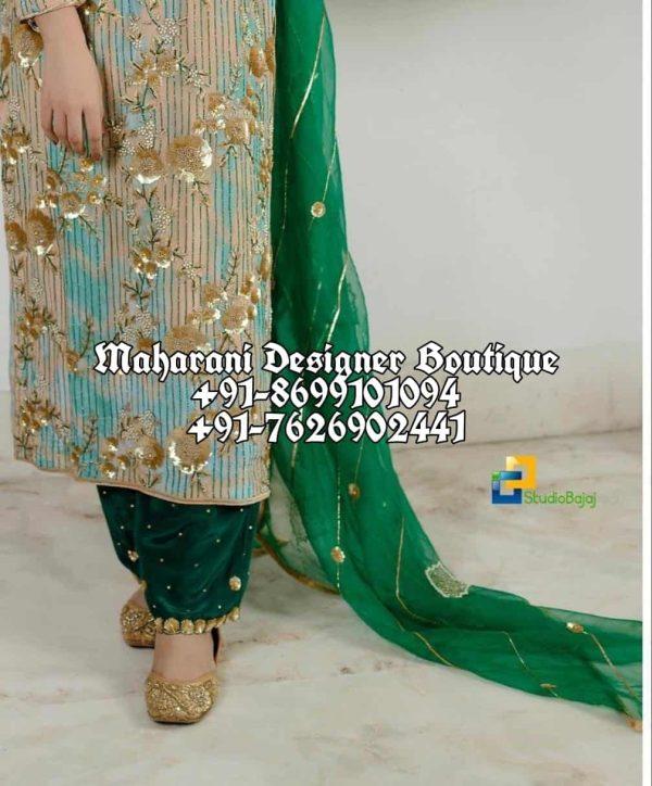 Boutique For Punjabi Suits Canada