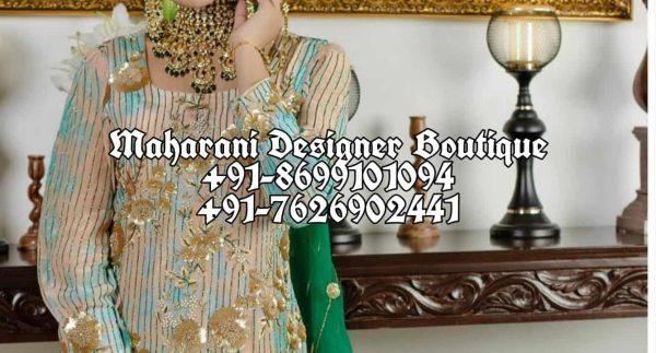 Boutique For Punjabi Suits Canada UK USA