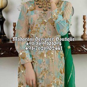 Boutique For Punjabi Suits Canada USA