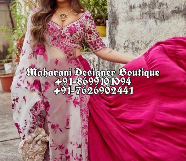 Boutique Style Lehenga