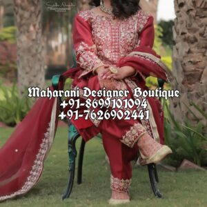 Bridal Punjabi Suits For Wedding Canada