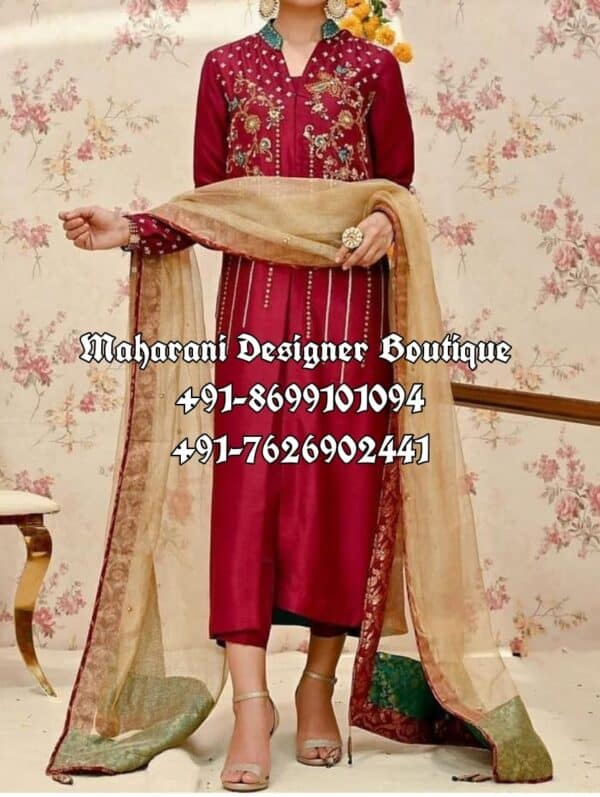 Buy Boutique Suits Punjabi Online