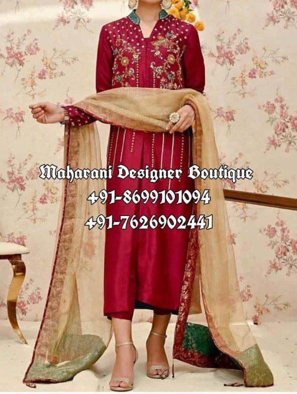 Buy Boutique Suits Punjabi Online