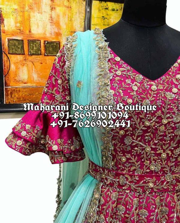 Buy Bridal Designer Lehenga USA