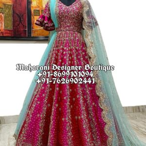 Buy Bridal Designer Lehenga USA UK Canada