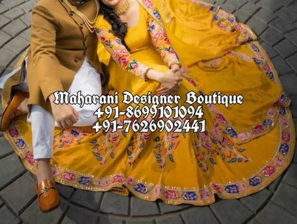 Buy Bridal Punjabi Suits USA