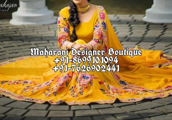 Buy Bridal Punjabi Suits USA Canada