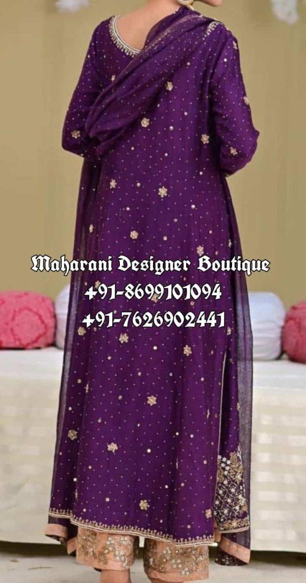 Buy Designer Boutique Punjabi Suits UK