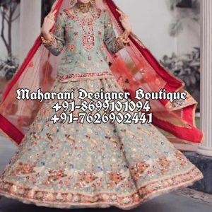 Buy Designer Bridal Lehenga Canada USA UK