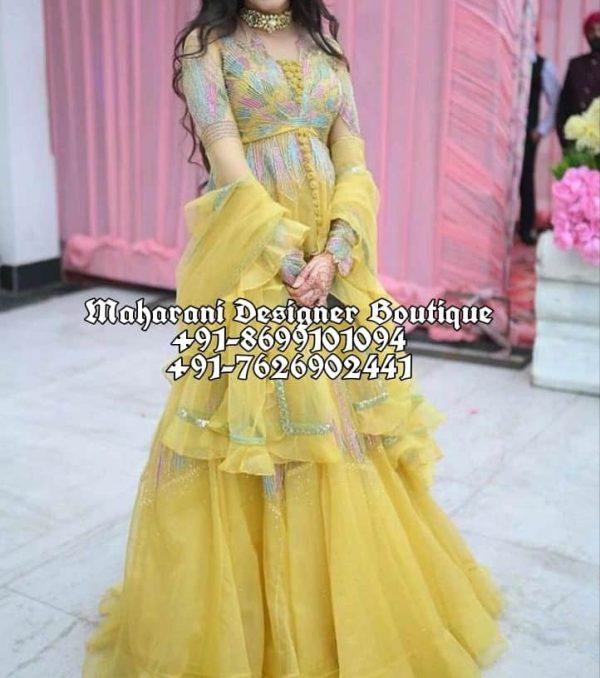 Buy Designer Lehenga Choli