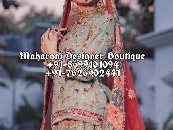 Buy Designer Lehenga For Bride USA