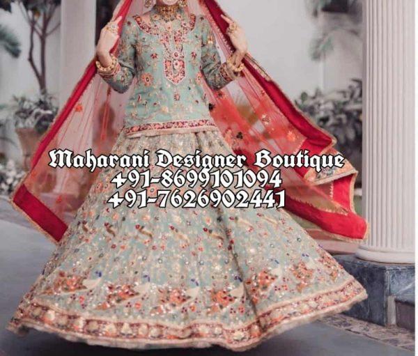Buy Designer Lehenga For Wedding