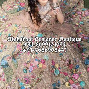 Buy Designer Lehenga For Wedding Australia