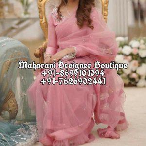 Buy Designer Saree For Wedding Party UK