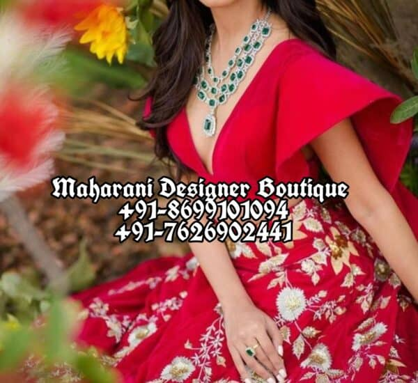 Buy Latest Designer Lehengas