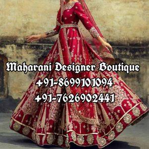 Buy Online Bridal Lehenga Designs