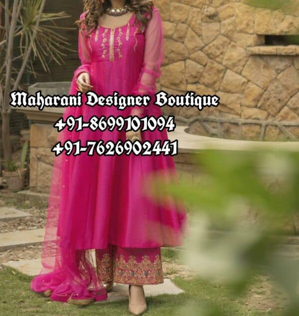 Buy Online Plazo Suits Design