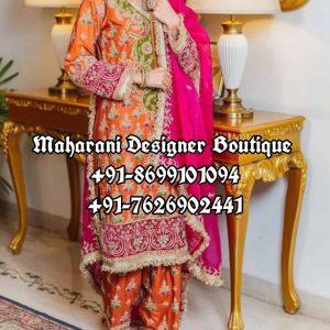 Buy Online Punjabi Suits Canada