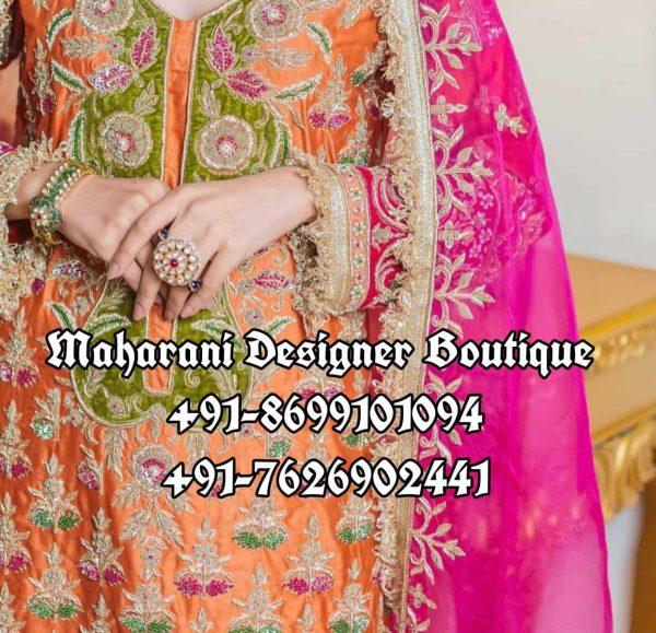 Buy Online Punjabi Suits Canada USA