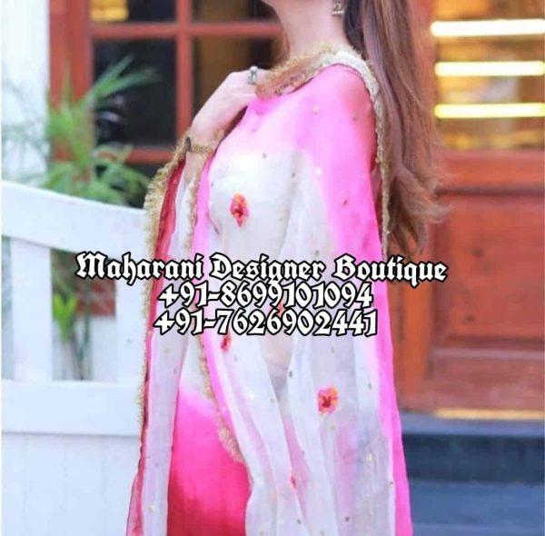 Buy Punjabi Salwar Suits For Wedding Canada