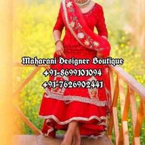 Buy Punjabi Suits For Bride