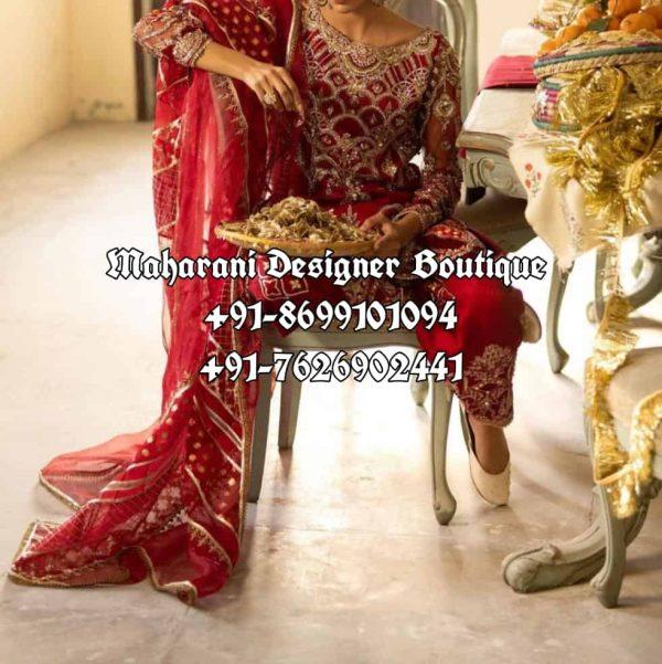 Buy Punjabi Suits For Wedding