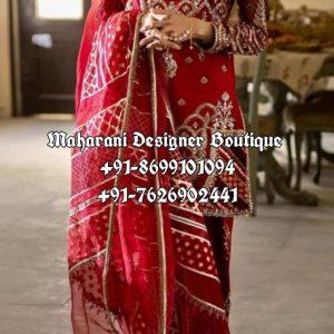 Buy Punjabi Suits For Wedding Canada