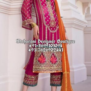 Buy Punjabi Suits Of Boutique
