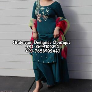 Buy Punjabi Suits Party Wear Canada UK