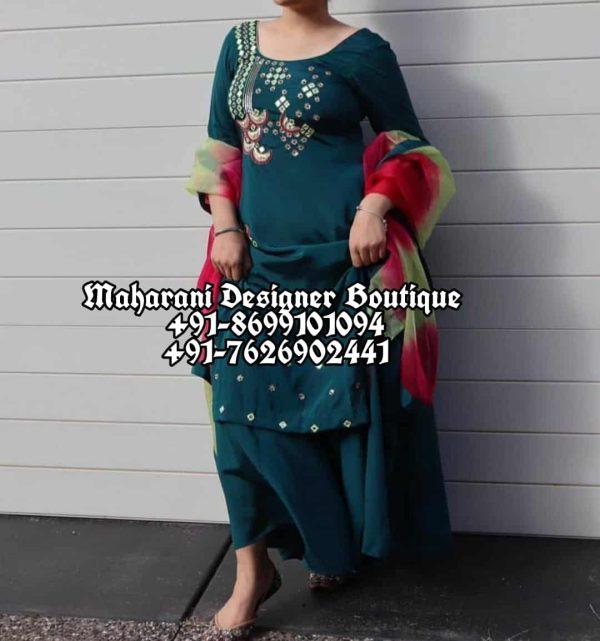 Buy Punjabi Suits Party Wear Canada UK