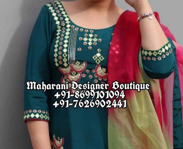 Buy Punjabi Suits Party Wear Canada USA UK