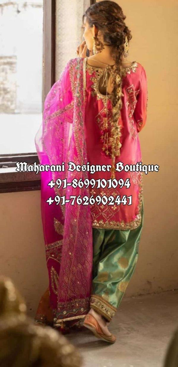 Buy Punjabi Suits Patiala Boutique Canada