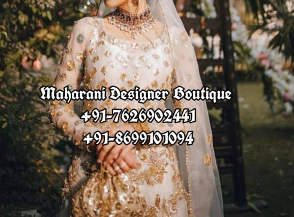 Buy Punjabi Suits Wedding Canada UK USA