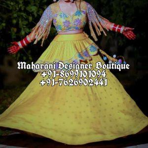 Buy Punjabi Wedding Lehengas Canada UK USA Australia